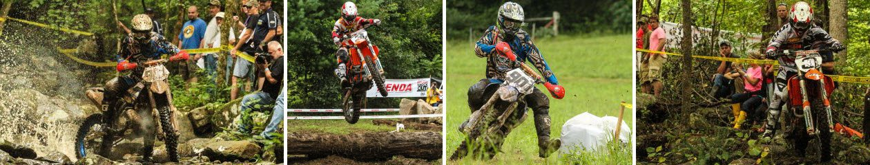 The Kenda AMA Tennessee Knockout Extreme Enduro — August 15/16, 2015 at the TTC