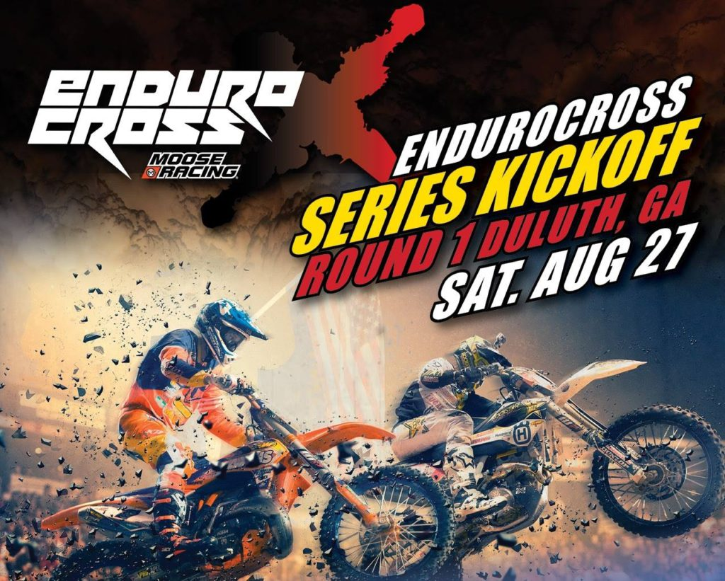 Endurocross series 2016