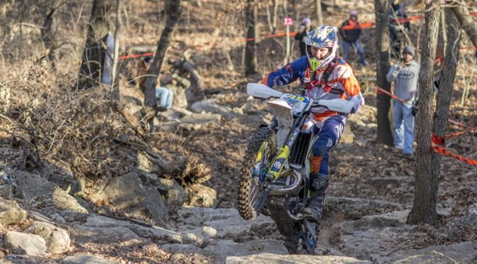 Results posted for the TKO qualifier at the 2018 Kenda RevLimiter Extreme Enduro