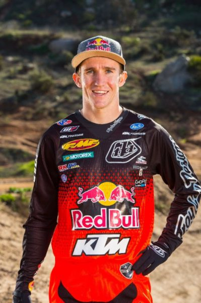 Taylor Robert KTM 2016