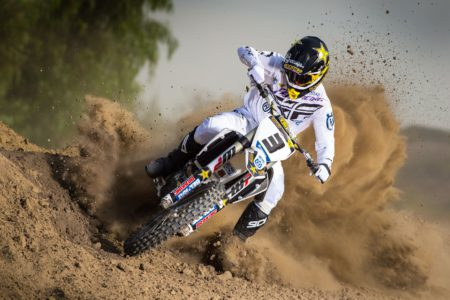 Mike Brown 2016 Husqvarna Team